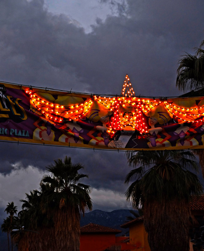 Desert celebration, Palm Springs, California, 2013