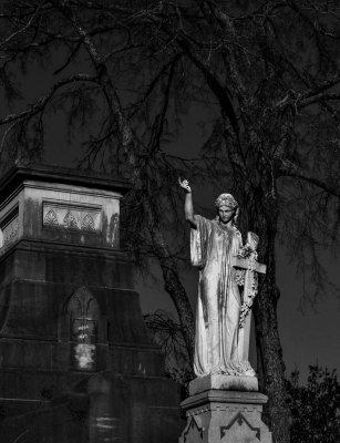 Repetition, Oakland Cemetery, Atlanta, Georgia, 2013