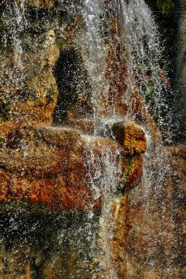 Waterfall, The Venetian Pool, Coral Gables, Florida, 2013