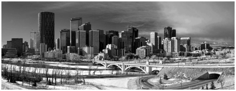 Winter IR Pano