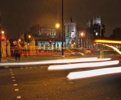 London ghosts...