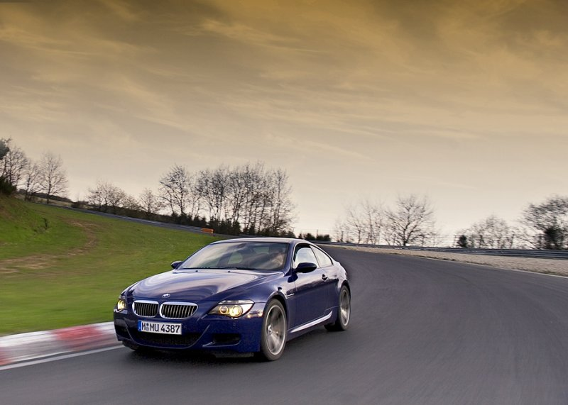 Ringing out the M6 on the ring