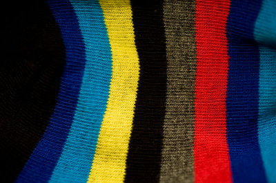 12th February 2013 <br> socks for the morning
