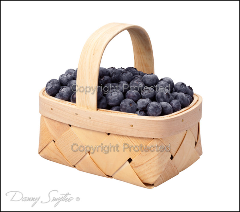 Blueberry Basket