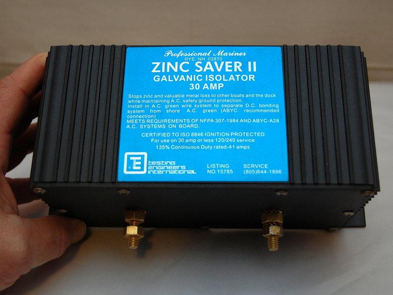 A 30A Galvanic Isolator