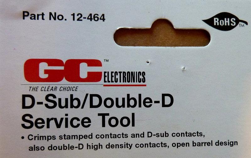 GC Electronics #12-464