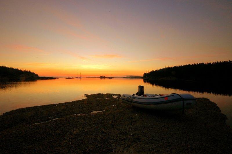 Sunrise Bold & Devil Islands