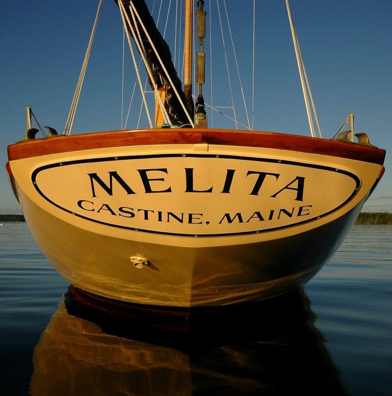 Melita 2 - Bagaduce River