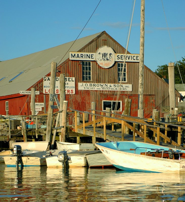J.O. Browns - Northhaven Island