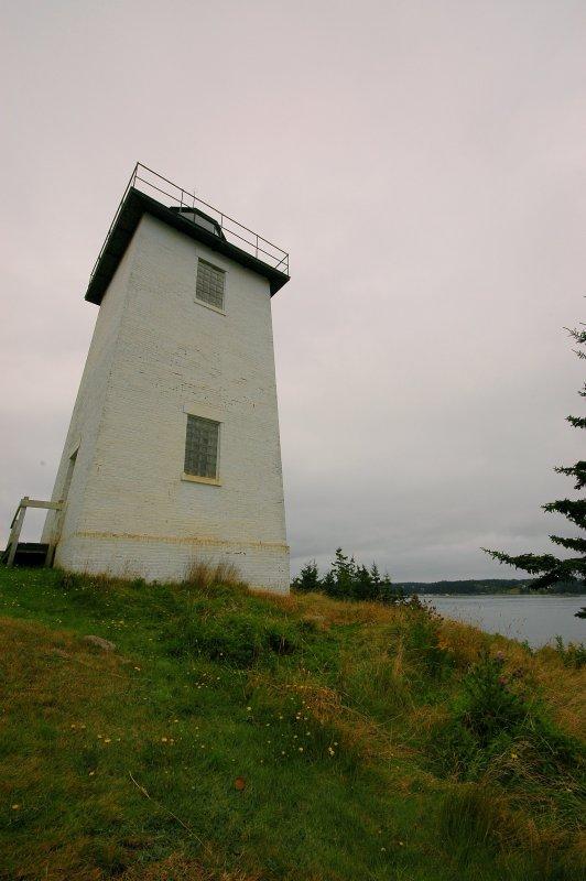 Swans Island Light House 2