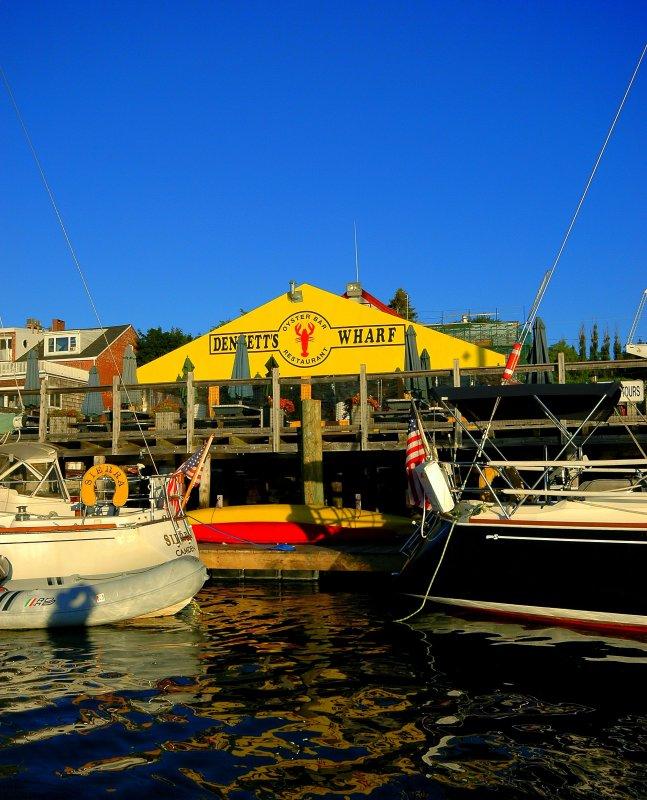 Dennetts Wharf - Castine