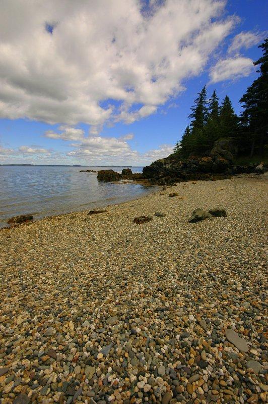 Pebble Beach - Private Island
