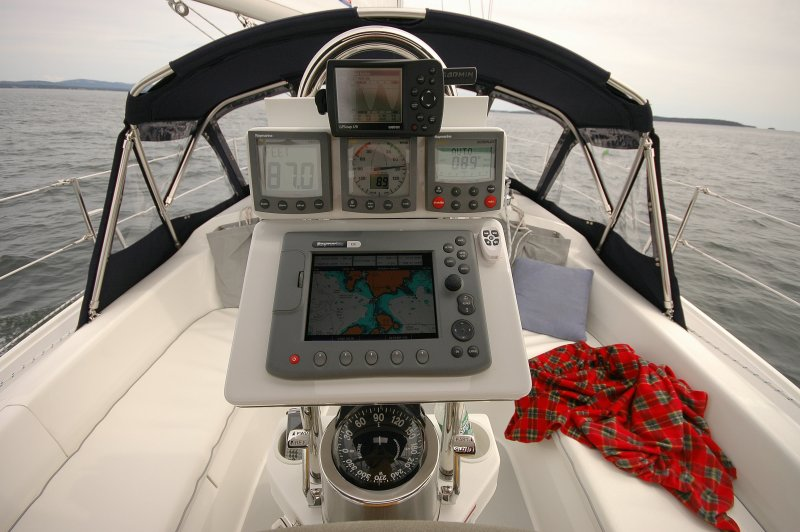 Acoustics Nav Equipment
