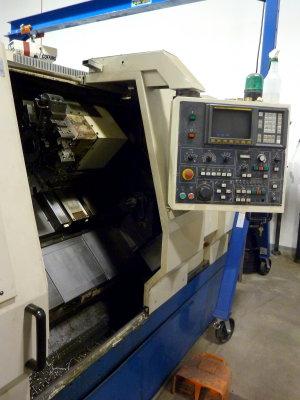 Machine For Cutting Shaft Taper