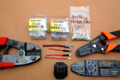 Terminals & Tools