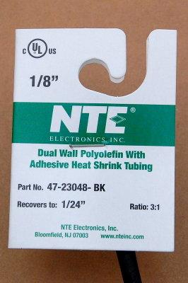 Dual Wall heat Shrink
