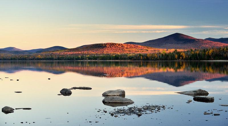 MSL_2670 First Roach Pond, Kokadjo, Maine
