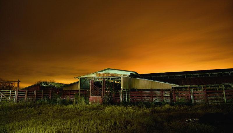 DEC_0123 Waller County Livestock Auction Barn