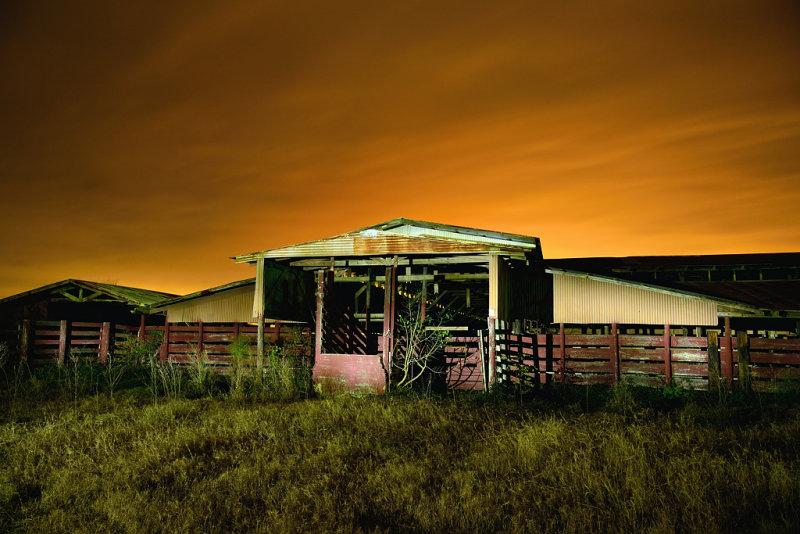 DEC_0129 Waller County Livestock Auction Barn