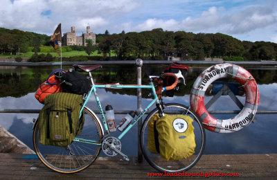 415    Kelvin touring Scotland - Holdsworth Mistral touring bike