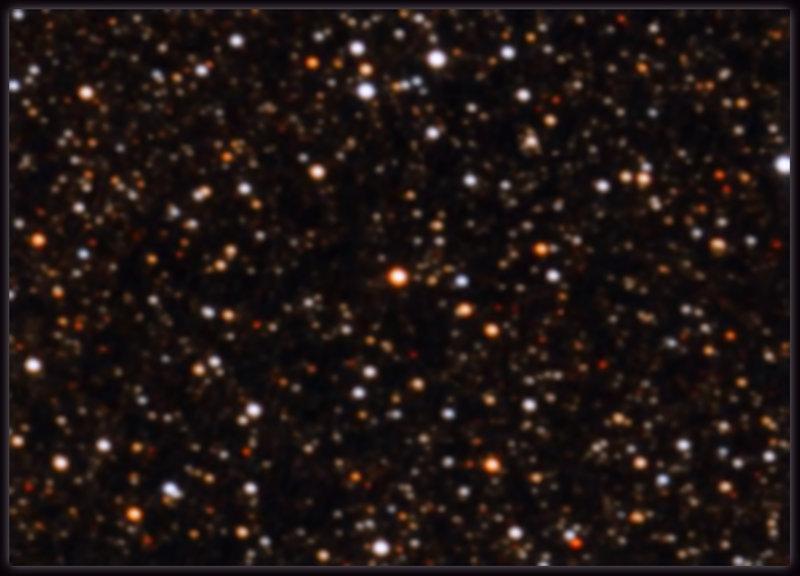 Proxima Centauri - Zoomed