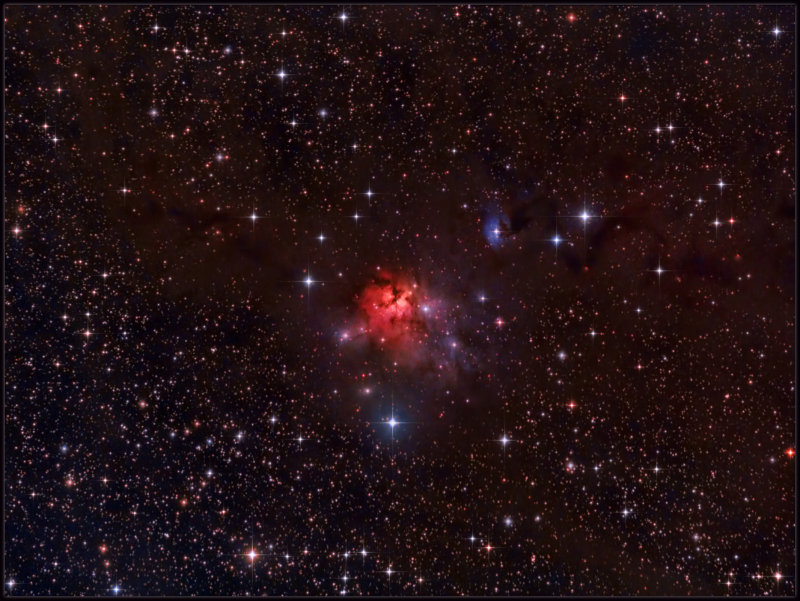 The Northern Trifid - NGC 1579