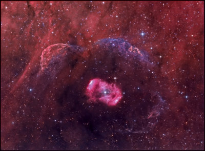 NGC 6165  6164  Bipolar