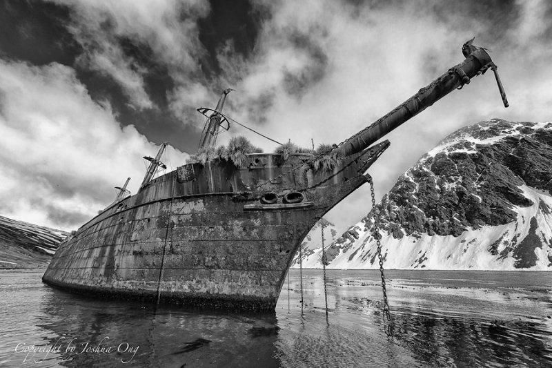 A Ship Wreck