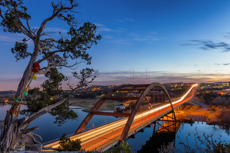Bridge Over Lake Austin