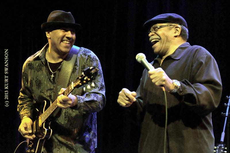 Ronnie Baker Brooks & Otis Clay