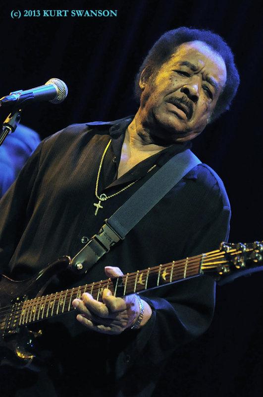 Blues Legend Jimmy Johnson