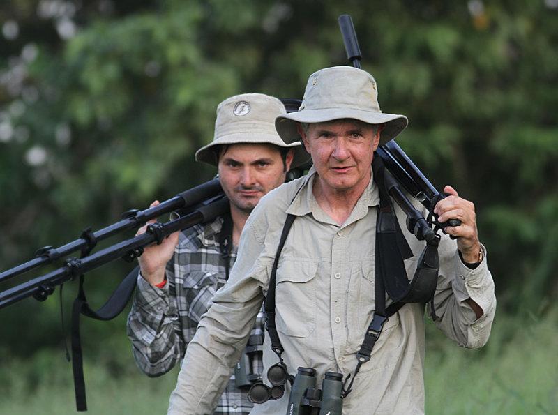 Gordon and Ian Ellis