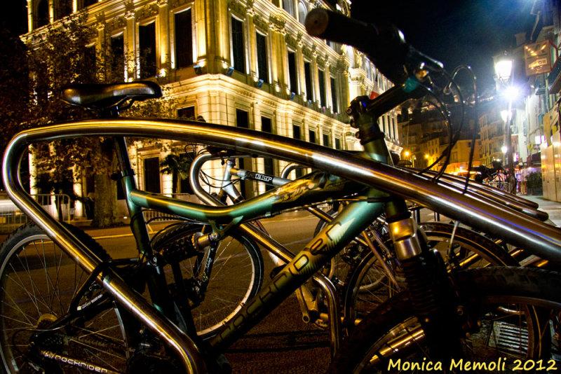 Cannes bici