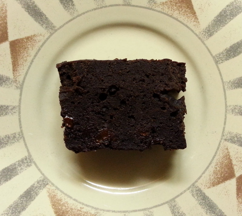 Toms Healthy Brownies