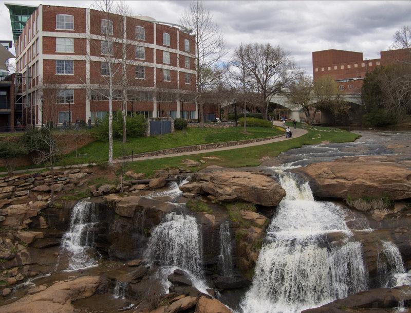 P4050037 Falls Park at the Reedy River