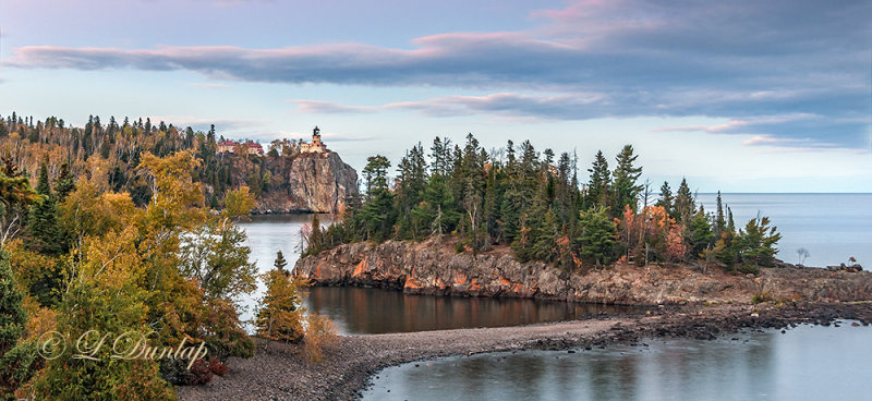 25.12 - Split Rock Lighthouse Panorama