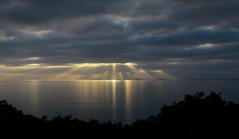 Early Morning - Hauraki Gulf - Whangaparaoa.
