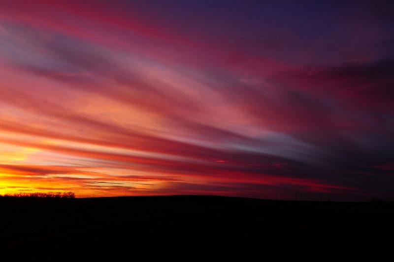 Never-Ending Sunset