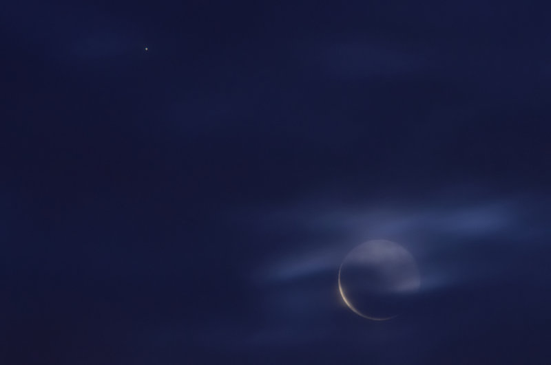 Venus-Moon Conjunction