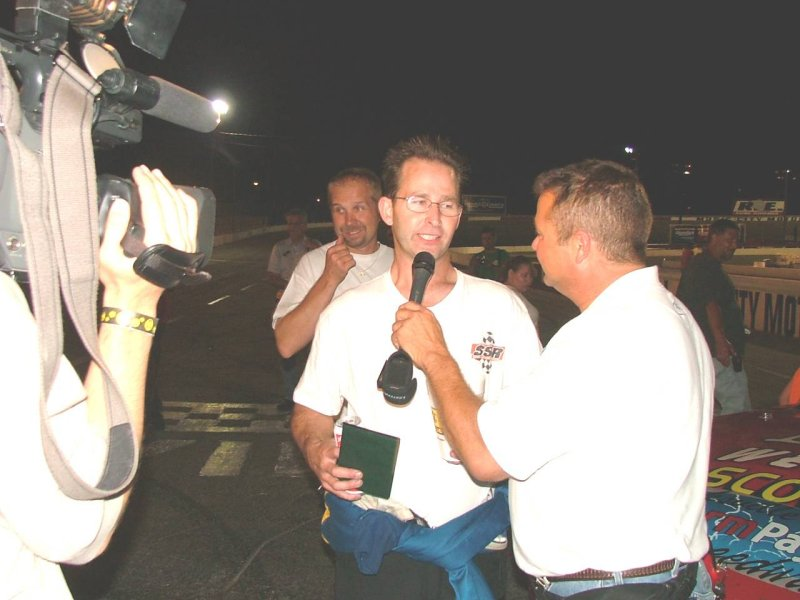 Mark Day Wins 2006 NASCAR Late Models Championship.