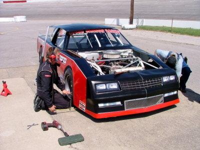 Randy Hulsey and Jeff Belt 2012