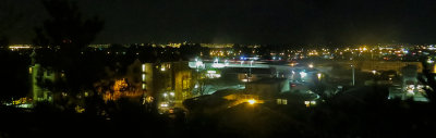 Nighttime mode, wide 25mm, ISO 4000, 1/4 sec handheld - window scene. 0479r