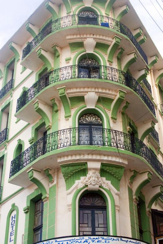 La belle Mostaghanem,Algerie