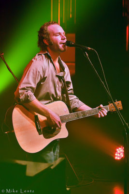 John Ondrasik plays guitar