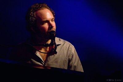 John Ondrasik on the piano
