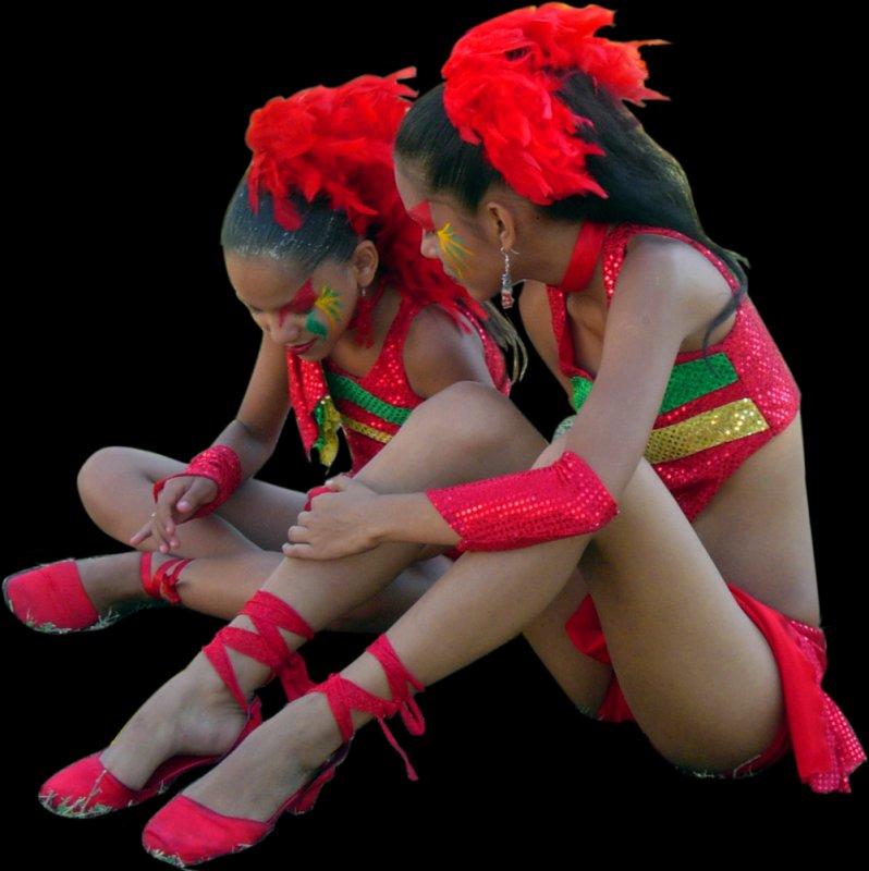 Mujeres de Barranquilla