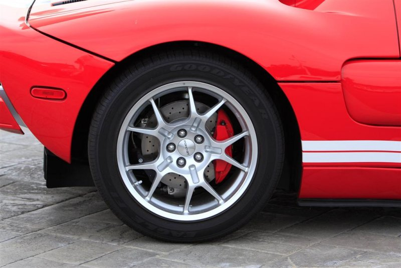 Now those are brakes!