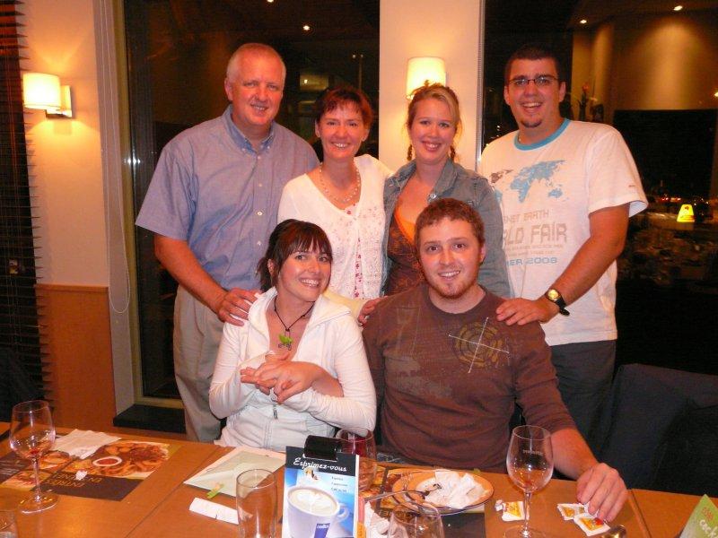 Famille de JF