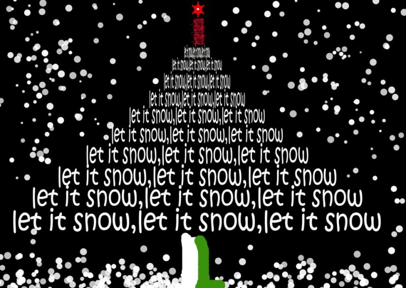 Let it snow2.