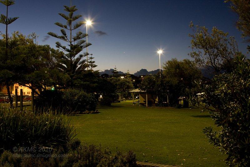 7793 Bondi Park At Dawn